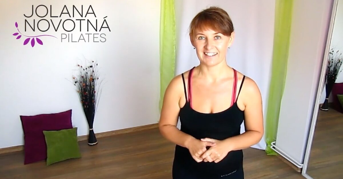 online kurz: Pilates pro začátečníky